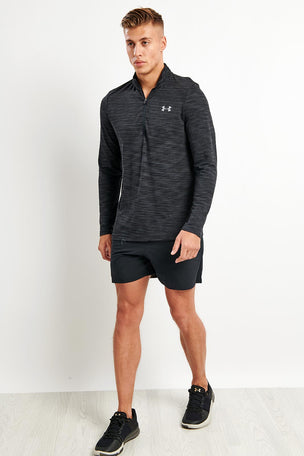 Under Armour Vanish 1/4 Zip Long Sleeve T-Shirt image 4 - The Sports Edit