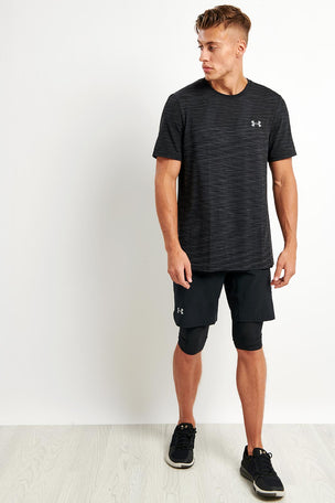 Under Armour Vanish Seamless Short Sleeve T-shirt image 4 - The Sports Edit