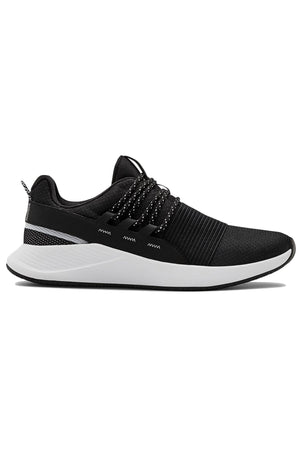 Under Armour Charged Breathe Lace Sportstyle Shoes - Black image 1 - The Sports Edit