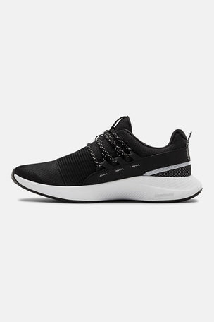 Under Armour Charged Breathe Lace Sportstyle Shoes - Black image 2 - The Sports Edit