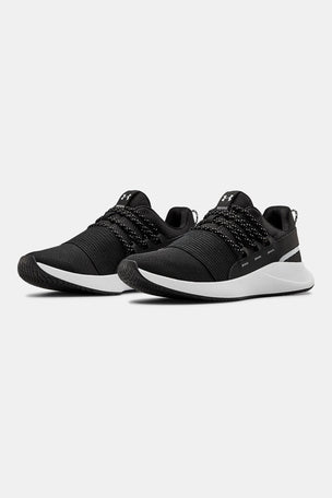 Under Armour Charged Breathe Lace Sportstyle Shoes - Black image 5 - The Sports Edit