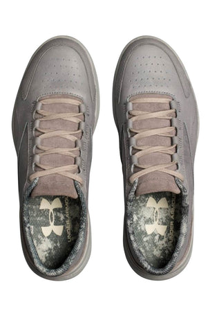Under Armour UA Charged Pivot Low Neutral - Grey image 4 - The Sports Edit