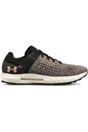 Under Armour UA HOVR Sonic Running Shoes - Black/Ivory image 1 - The Sports Edit