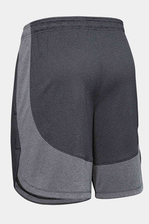 Under Armour Knit Performance Training Shorts - Black image 6 - The Sports Edit
