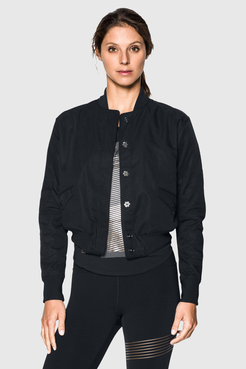 Under Armour Opening Night Bomber Jacket image 1 - The Sports Edit