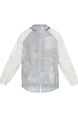 Under Armour Woven Full-Zip Printed - White image 5 - The Sports Edit