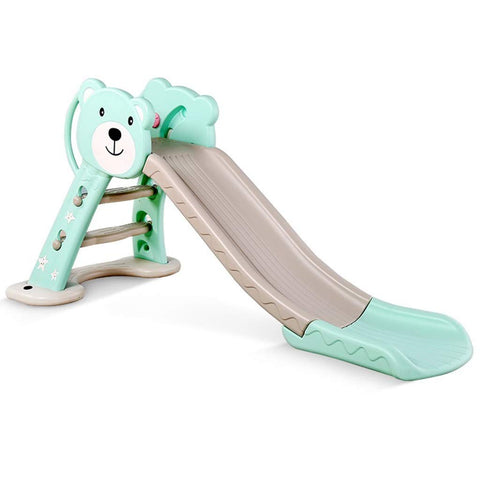 GoAppuGo Bear Baby Slide for Kids - Birthday gift for 1 2 3 year old boys girls kids