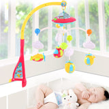 GoAppuGo Baby musical cot mobile with remote control and Lots of tunes