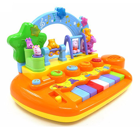 GoAppuGo Amazing Baby Piano with Dancing Animals