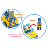 GoAppuGo Amazing Tool Car - Kids Tool Set with Musical Car