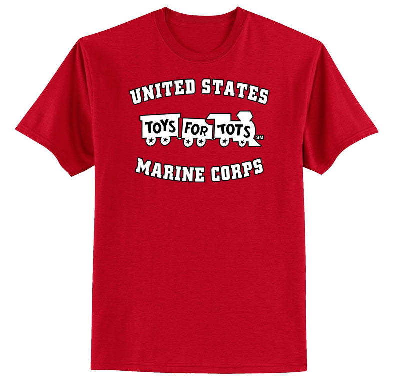 White/Black TFT Train Kids T-Shirt TFT Shirt marinecorpsdirecttft XS RED