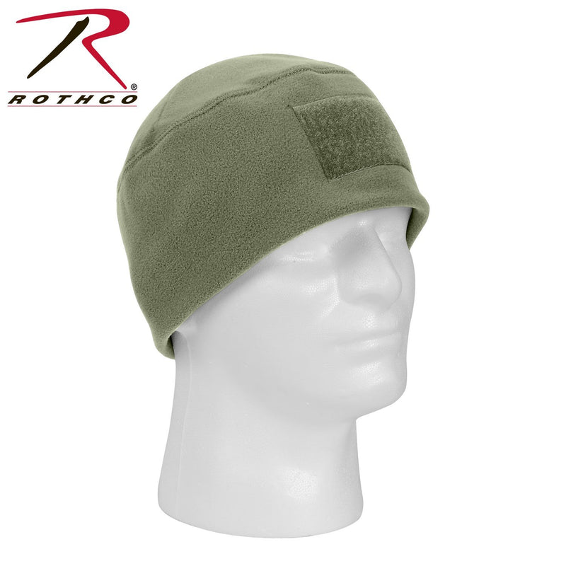 TFT MILITARY GREEN PATCH BEANIE TFT Hat Marine Corps Direct