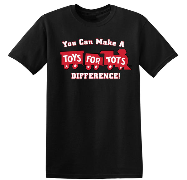 Make a Difference TFT Train T-Shirt