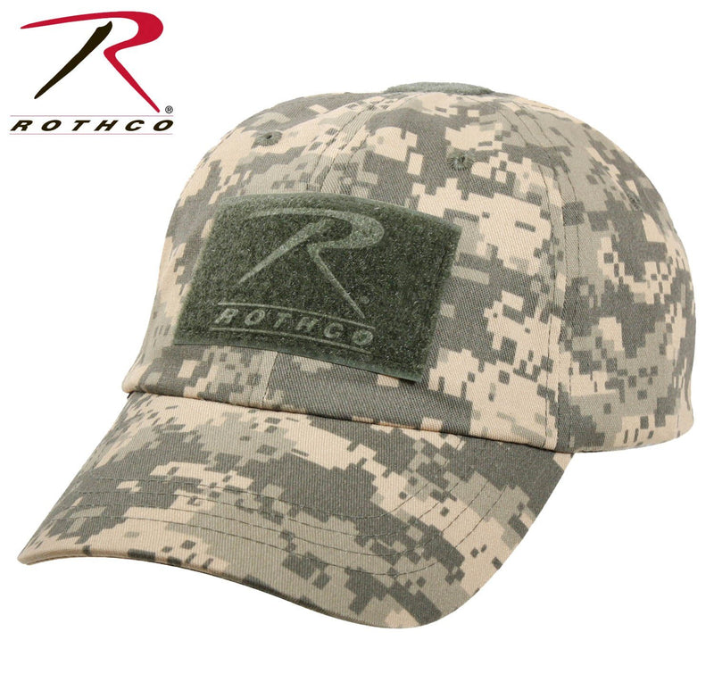 ACU Digital Rothco Tactical Operator Cap W/ TFT Patch marinecorpsdirecttft