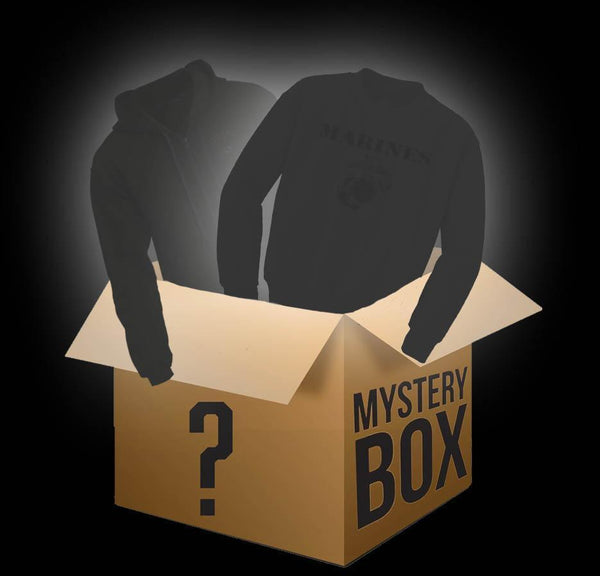 Sweatshirt or Hoodie TFT Mystery Box T-Shirt Marine Corps Direct SMALL