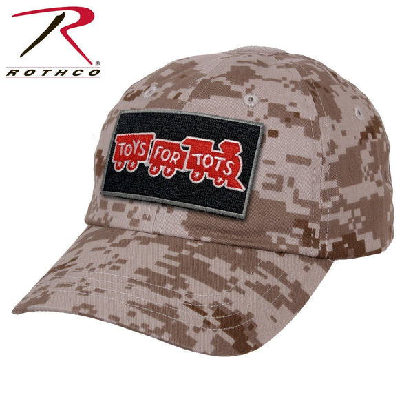 Desert Digi Rothco Tactical Operator Cap W/ TFT Patch marinecorpsdirecttft