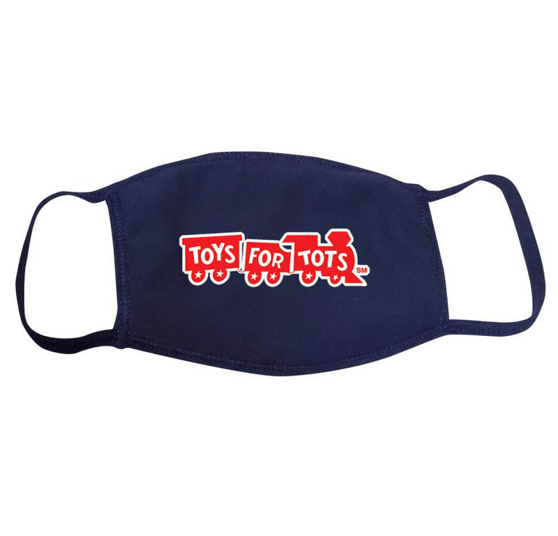 Navy Toys For Tots Face Mask MASK marinecorpsdirecttft