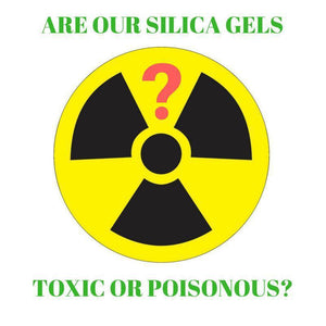 Is silica gel toxic or poisonous? | SilicaGelly | Silica Gel Desiccant