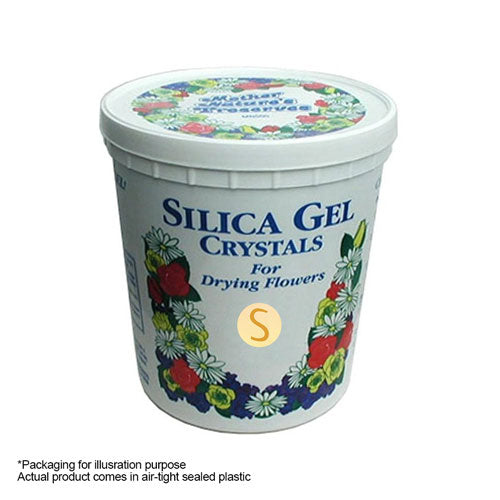 Silica Gel for flowers - SilicaGelly Silica Gel Desiccant Dehumidifier Reduce Moisture Malaysia Singapore