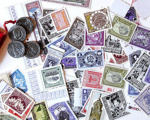 silica gel with stamps