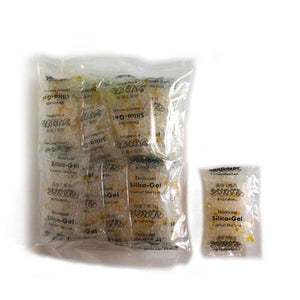 10 Gram Silica Gel x 20 packets - Desiccants in Malaysia & Singapore | SilicaGelly