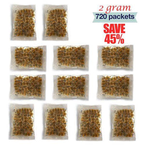 2 Gram Silica Gel (Total 720 packets) - Desiccants in Malaysia & Singapore | SilicaGelly
