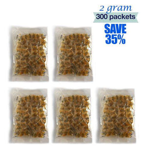 2 Gram Silica Gel (Total 300 packets) - Desiccants in Malaysia & Singapore | SilicaGelly