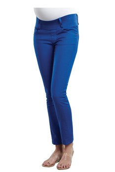 SKINNY ANKLE MATERNITY JEANS