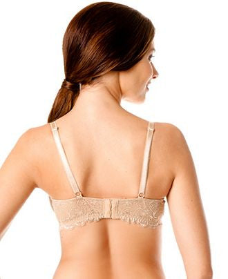 MOTHERHOOD MATERNITY CONVERTIBLE UNDERWIRE NURSING DEMI BRA