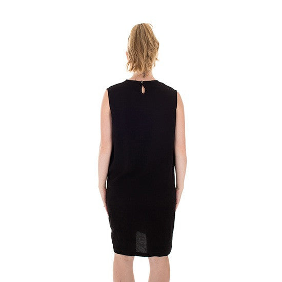THE LUXE DRESS BLACK