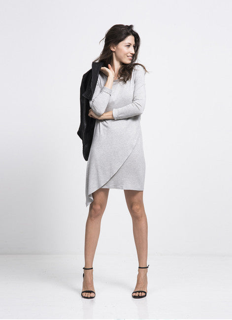 THE ASYMMETRICAL DRESS