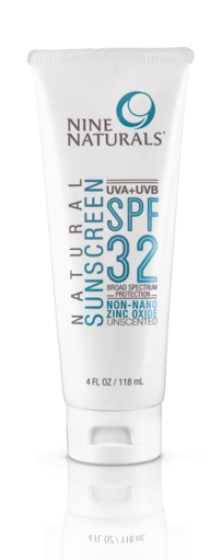 NATURAL SUNSCREEN SPF 32