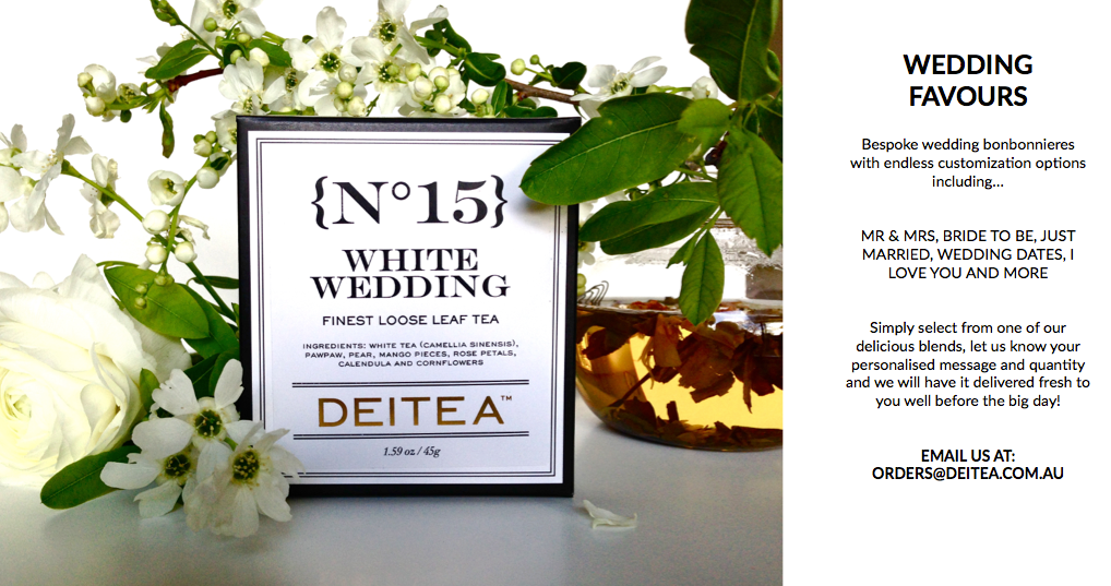 Deitea Wedding Favours and Bonbonnieres