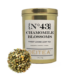 {No.14} Chamomile Blossoms Tea Caddy