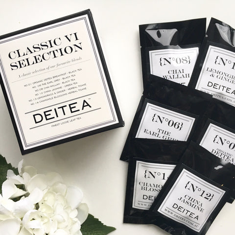 Deitea Classic VI Tea Selection Box