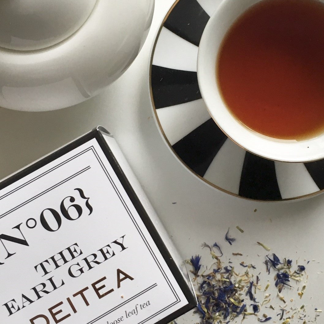 {No.06} The Earl Grey Refill Box