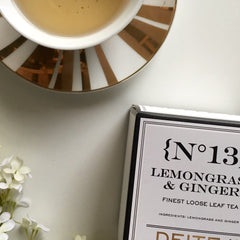 {No.13} Lemongrass & Ginger