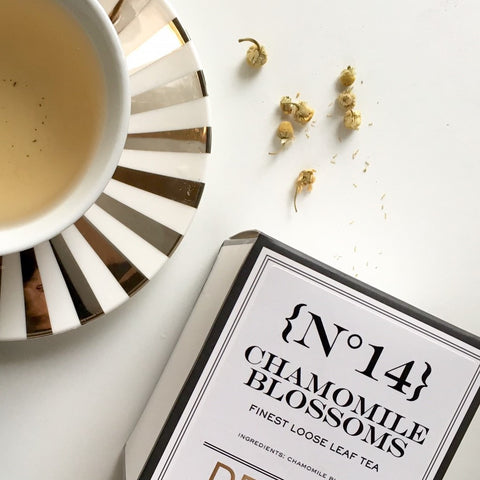 {No.14} Chamomile Blossoms