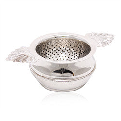 Timeless Tea Strainer & Dish