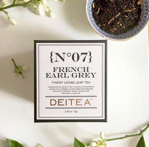 {No.07} French Earl Grey Refill Box