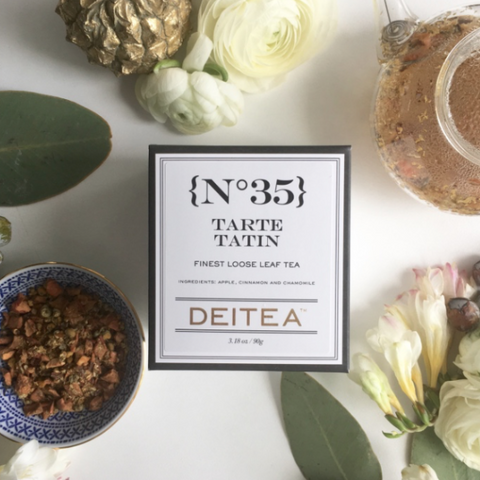 {No.35} Tarte Tatin Refill Box - Chamomile, Cinnamon and Apple