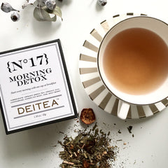 {No.17} Morning Detox