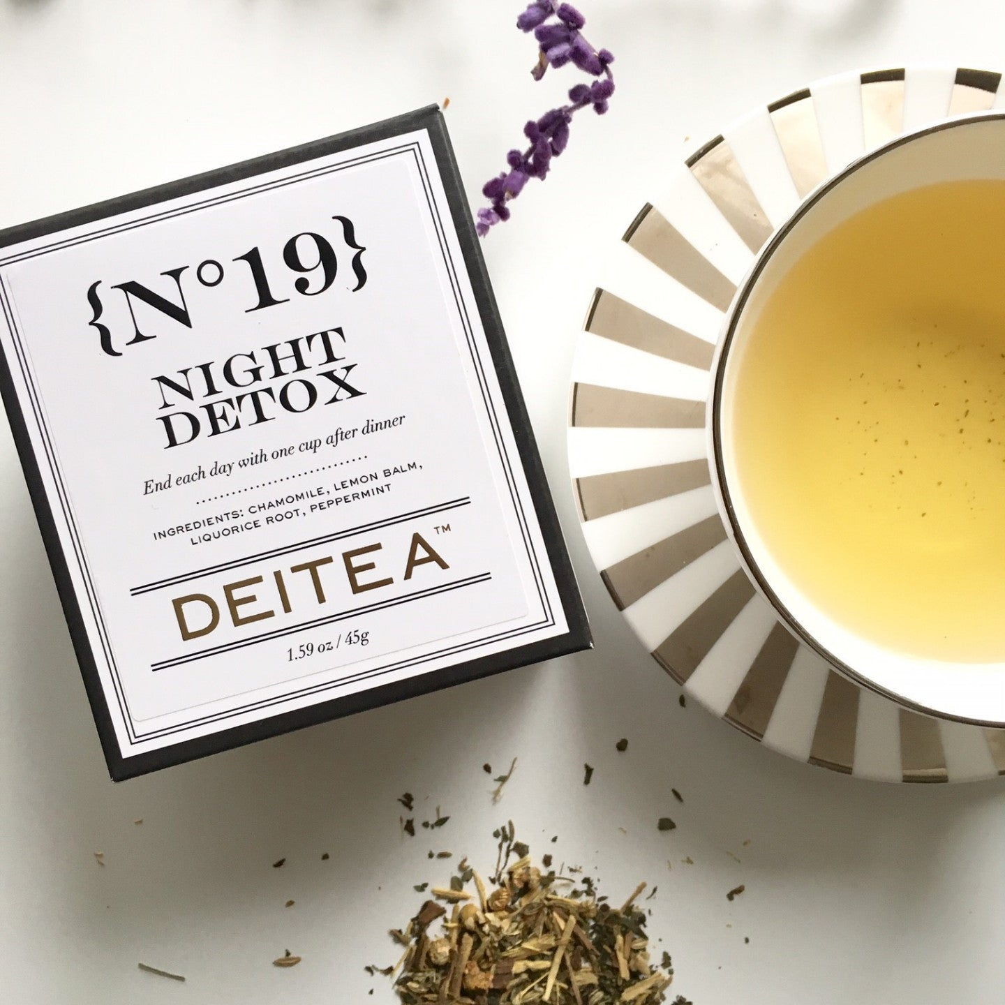 {No.19} Night Detox