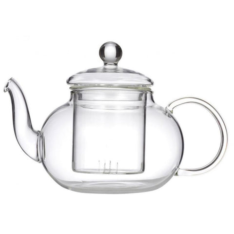 Tea for two 600ml Glass Teapot