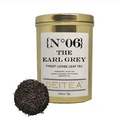 {No.06} The Earl Grey Tea Caddy