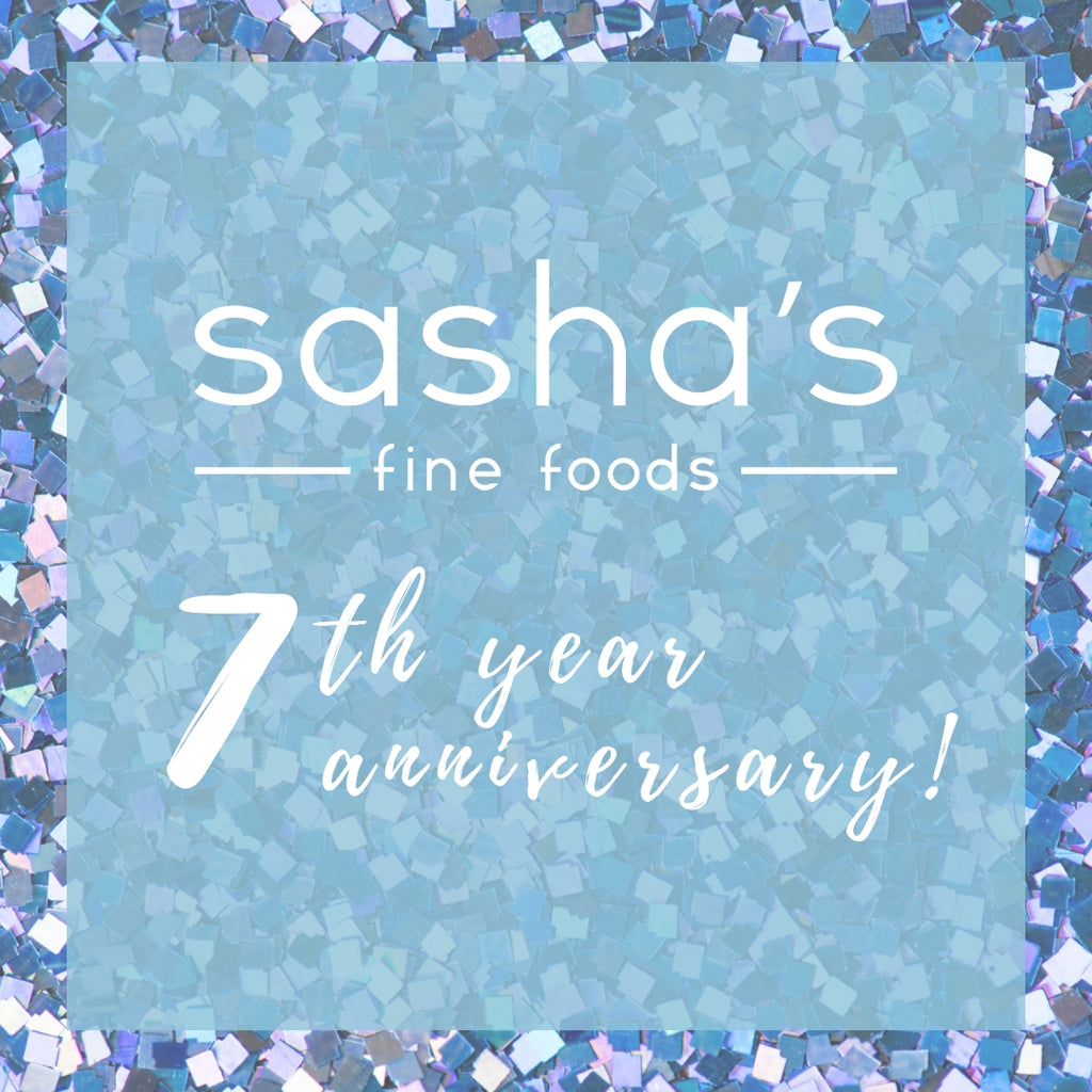 7th Year Anniversary