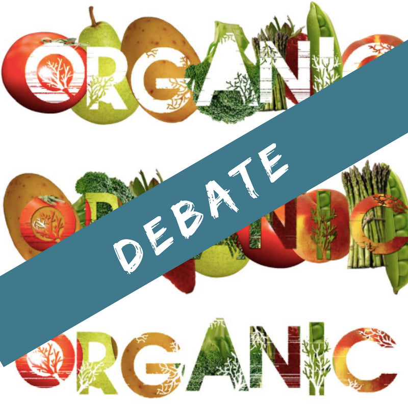 Organic Produce in Singapore - Myths and Facts