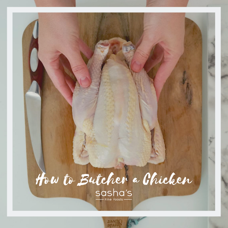 How to butcher a chicken...