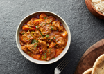 Sweet Potato Welsh Lamb Curry