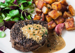Steak Diane